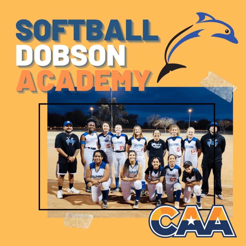 CAA Dobson Academy Junior High Softball 2021