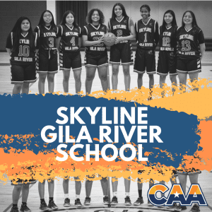 SKyline Gila River School state championship arizona basketball